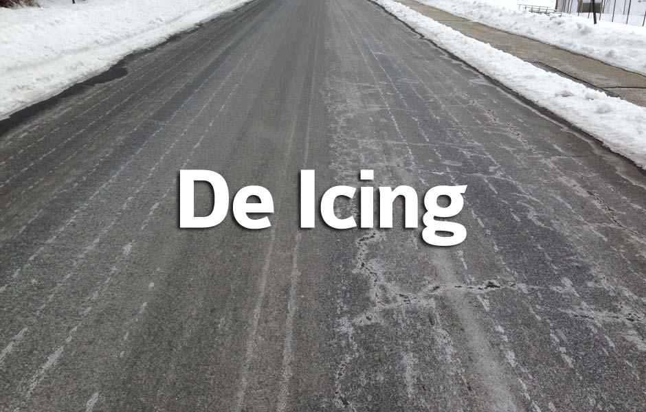 De Icing - icemelt.ie