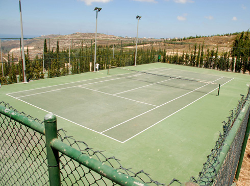 Tennis Court Maintenance