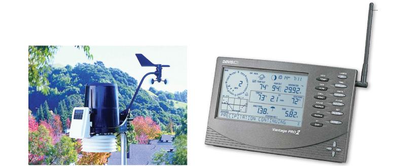 Spectrum Weather Tools